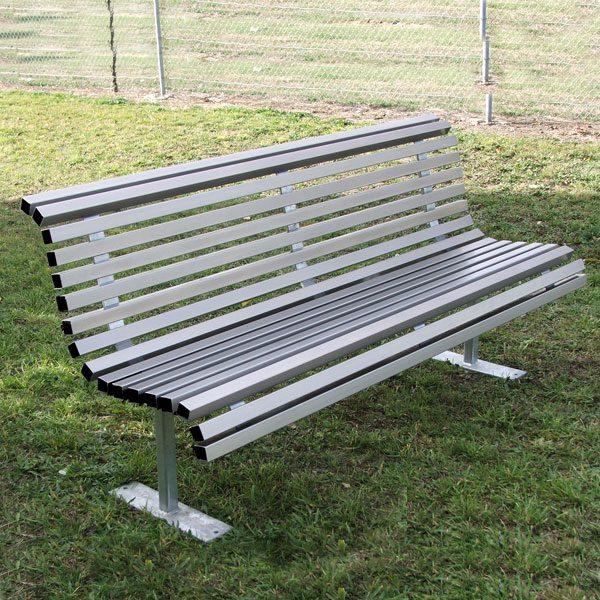 Fresh Bench Design Amusing Aluminum Park Bench Commercial Metal Medium
