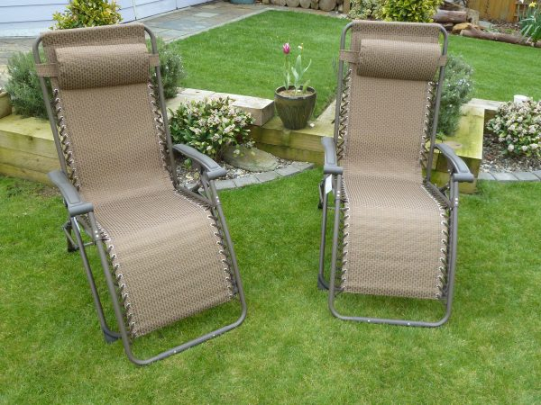 Fresh Relax In The Comfortable Garden Lounger And Enjoy Your Medium