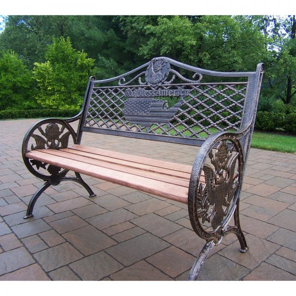Get Cast Aluminum Outdoor Cast Aluminum Benches Medium