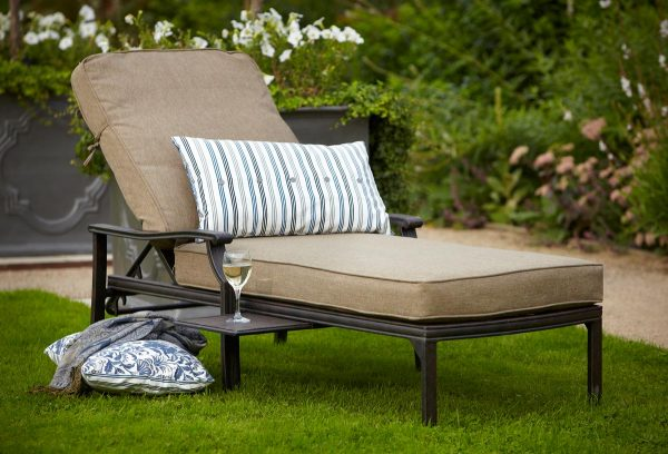 Innovative Relax In The Comfortable Garden Lounger And Enjoy Your Medium