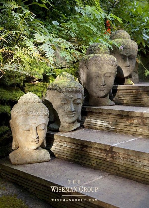 Inspirational 17 Best Ideas About Buddha Garden On Medium