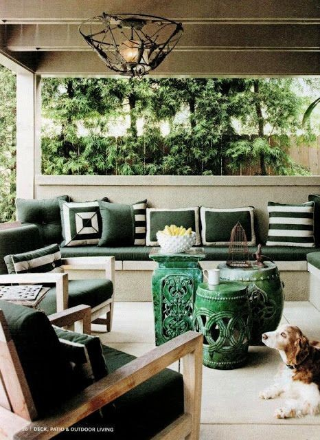 Inspirational 32 Interior Designs With Garden Stools Messagenote Medium