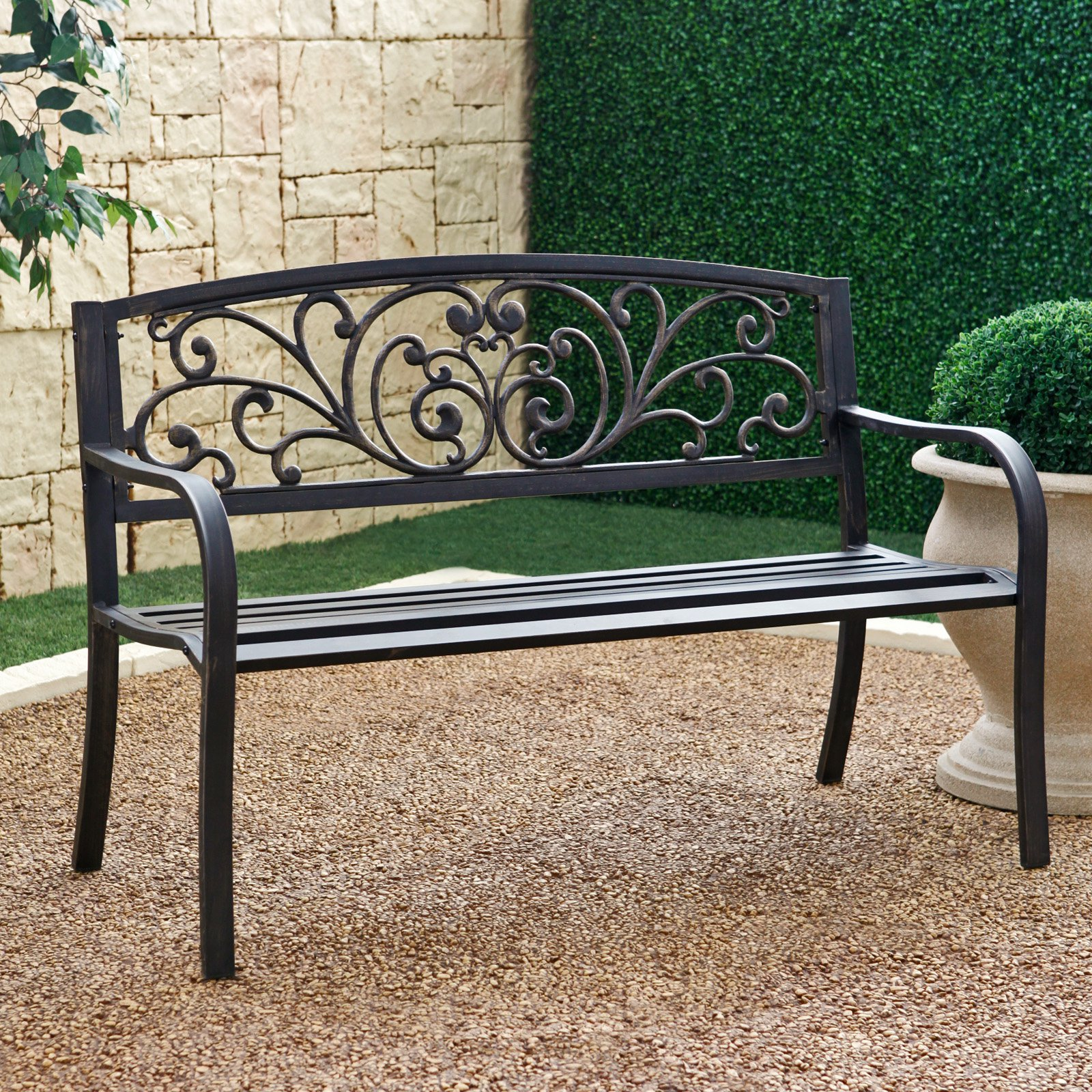 our favorite aluminum patio benchnewsonairorg