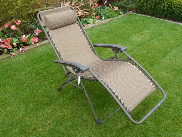 Our Favorite Relax In The Comfortable Garden Lounger And Enjoy Your Medium
