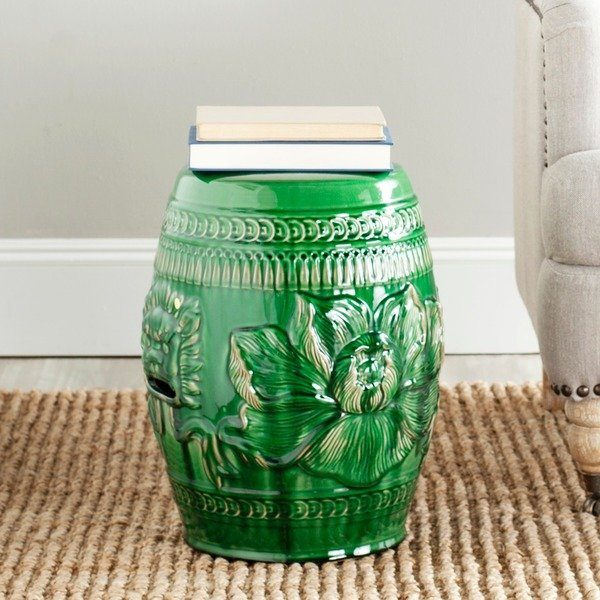 Top Shop Safavieh Paradise Dragon Jade Green Ceramic Garden Medium