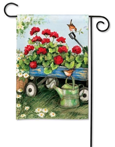 5 summer garden flags to delight  flagsonastickblogcom