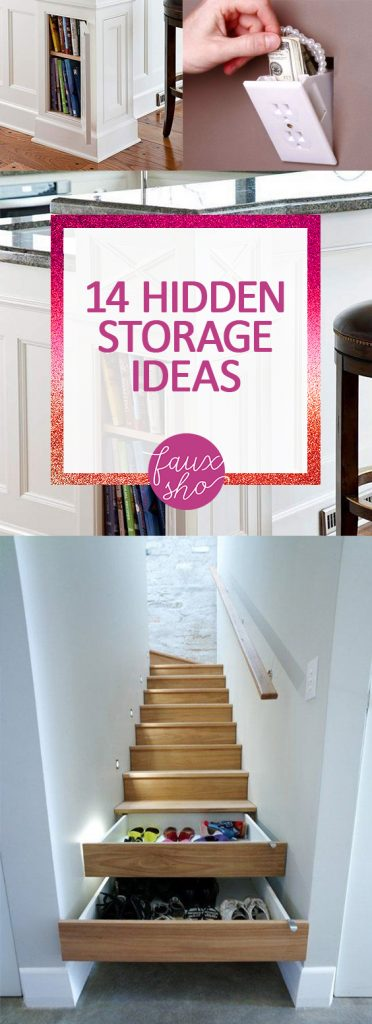 Best 14 Hidden Storage Ideas Medium