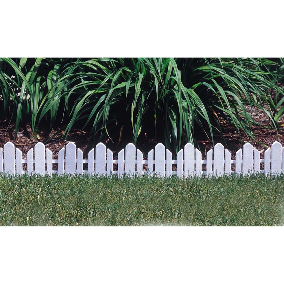 best garden fence edging how to make post caps gates decorative
