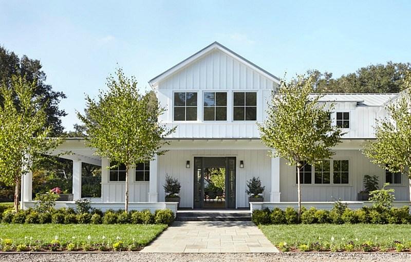 best key characteristics of modern farmhouse homes