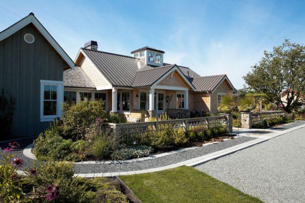 Best Skagit Valley Farmstead Farmhouse Exterior Seattle Medium