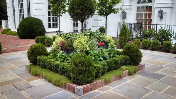 Best Square Flower Bed Ideaslandscape Designspineville Medium