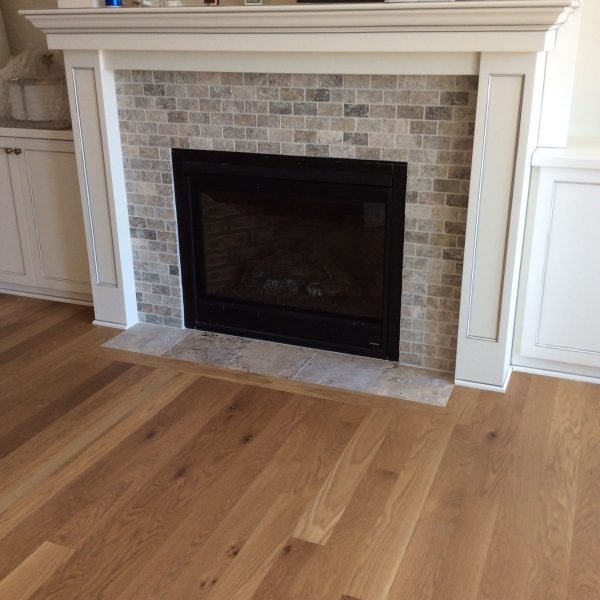 Bore 27  Stunning Fireplace Tile Ideas For Your Home Medium
