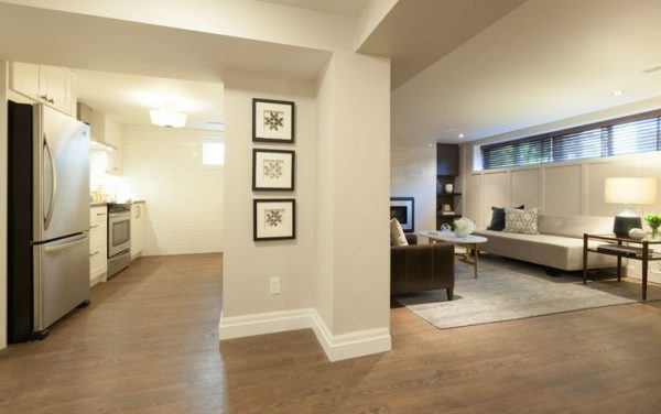 Bore Best 25  Small Basement Apartments Ideas On Medium