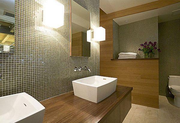 Bore Famousmodernbathroomvanitylightsmodern Bathroom Medium