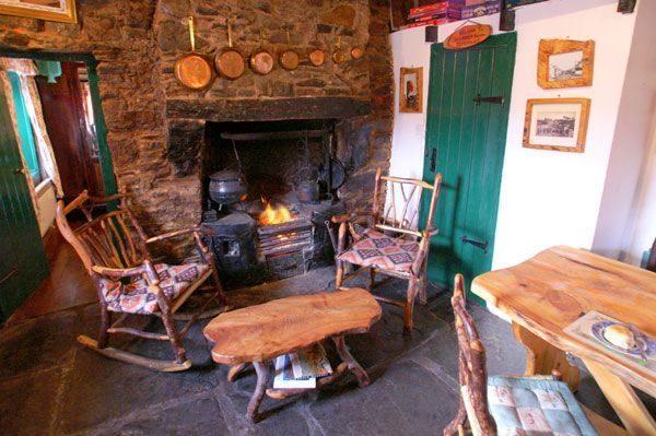 Bore Irish Cottage Fireplacesavailability For Granny Kates Medium