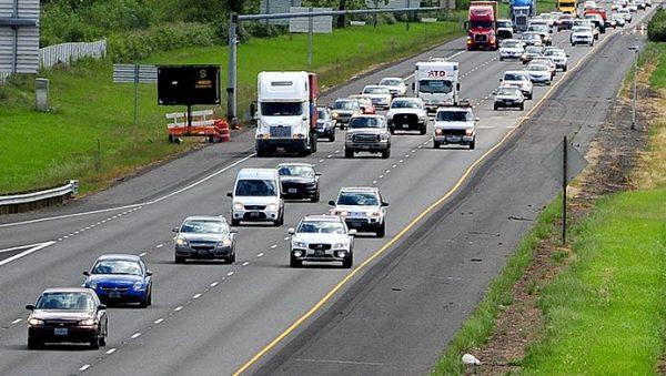 Bore Report I5 Corridor Best For Selfdriving Trucks Medium