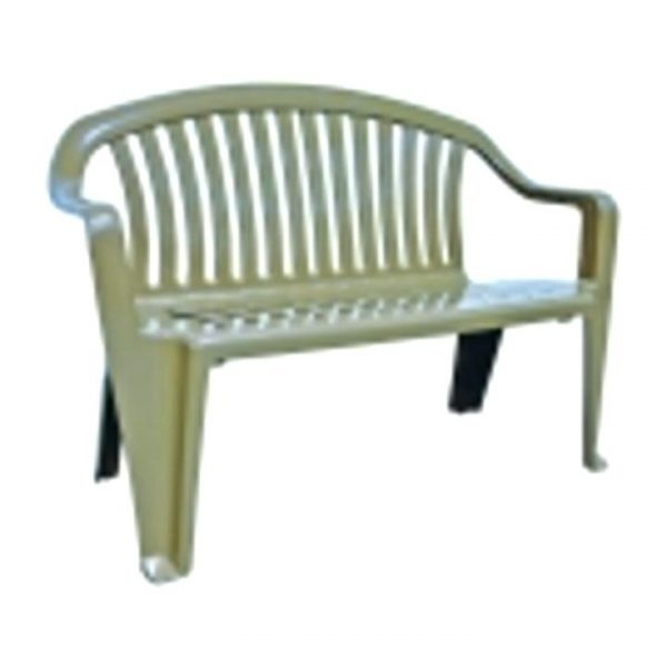 Bore Resin Garden Bench Furniture Marvelous Plastic Lovely Poly Medium