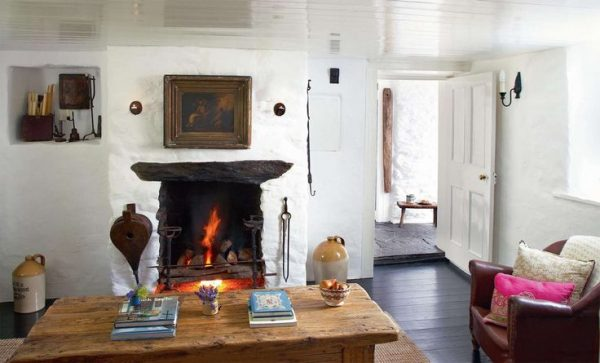 Browse 17 Best Images About Interiors Of Old Irish Cottages On Medium