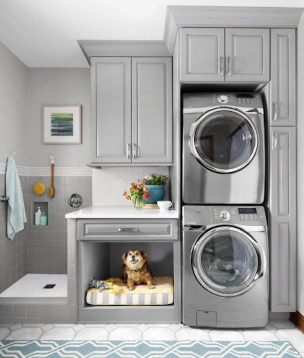 Browse 25  Best Ideas About Small Laundry Rooms On
