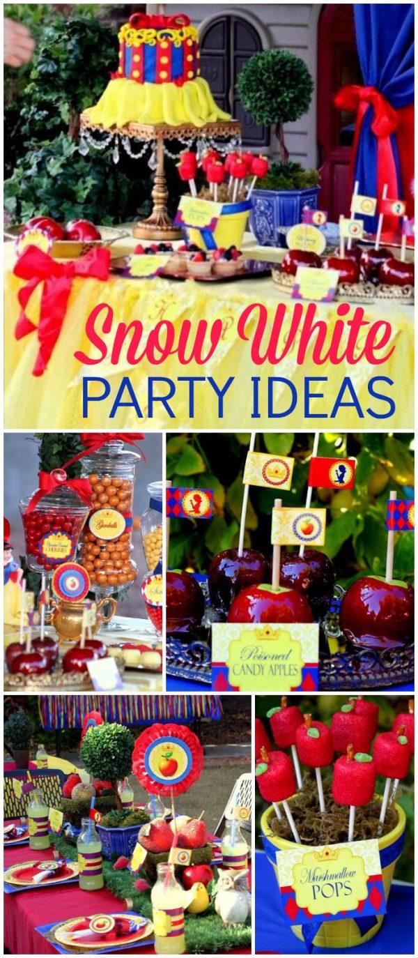Browse 25  Best Ideas About Snow White Birthday On Medium