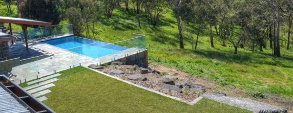 Browse Image Result For Pool Ideas For Sloping Block On A Budget Medium