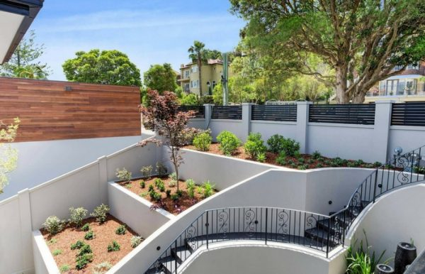 Browse Landscape Solutions For Your Sloping Blockmodularwalls Medium