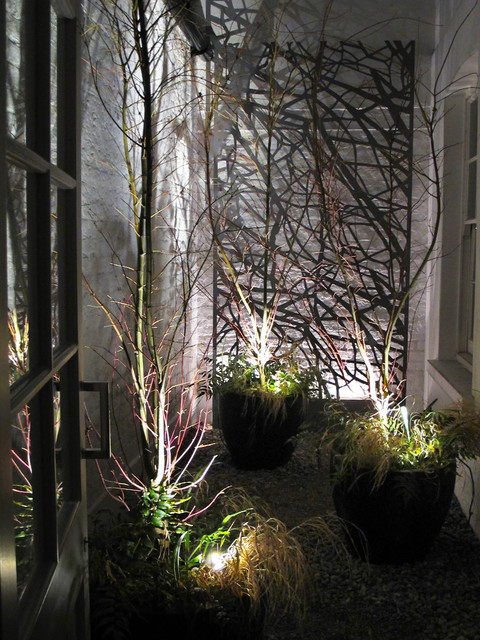 Browse Marylebone Lightwell Asian Landscape London By Medium
