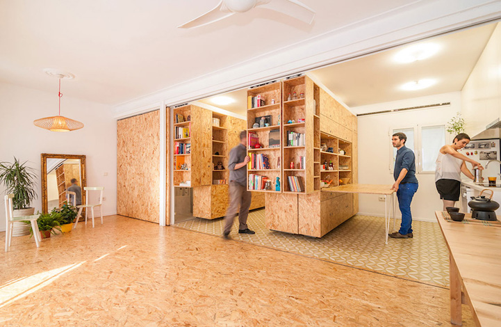 browse movable shelving systems adds worlds of function to small