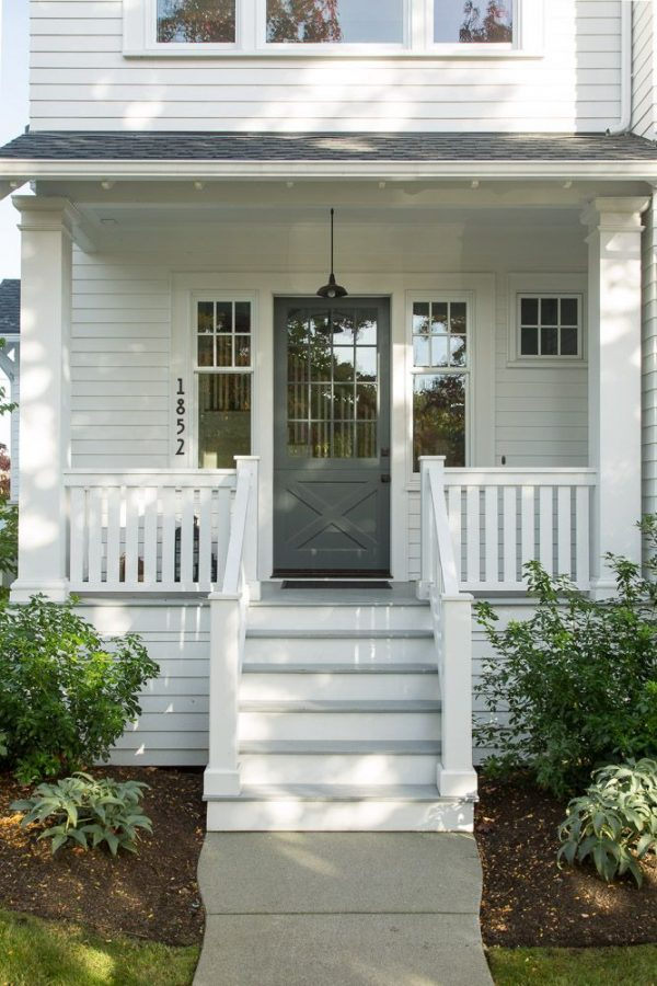 Clever 17 Best Ideas About Farmhouse Front Doors On Medium