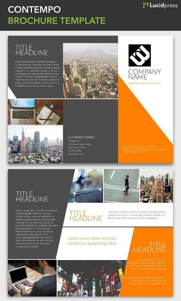 Clever 21 Creative Brochure Cover Design Ideas For Your Inspiration Medium