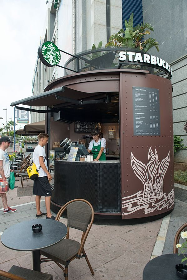 Clever 25  Best Ideas About Coffee Carts On Coffee Medium
