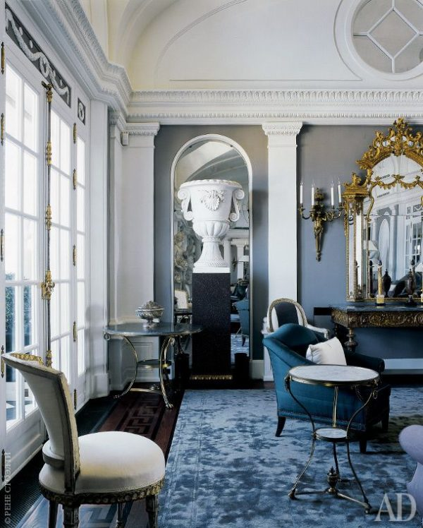Clever Best 20  Neoclassical Interior Ideas On Wall Medium