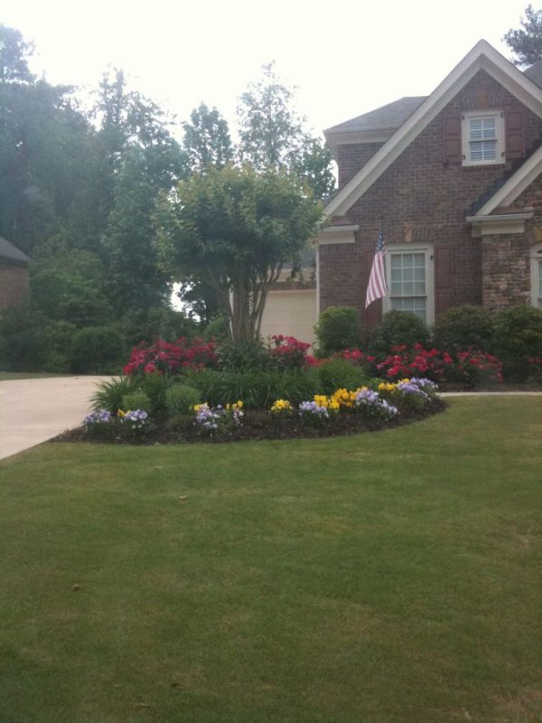 Clever Best 25  Corner Landscaping Ideas On Corner Medium