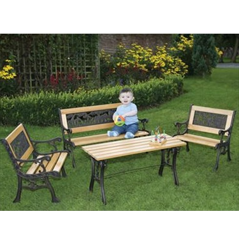 Clever Childrens Noahs Ark Furniture Set The Garden Factory Medium