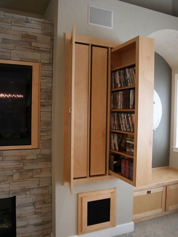 Clever Hidden Storage Ideas For Living Rooms Medium