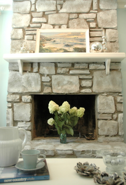 clever how to make a dated fireplace fabulous and then some the