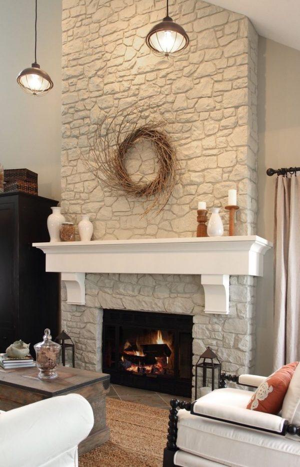Clever Pin By Karen Matthews On Fireplace Bricks Medium