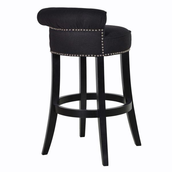 Clever Roll Top Bar Stoolbar Stoolssofas   Seating Medium