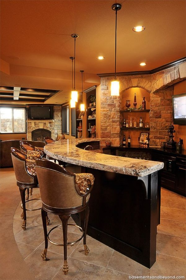 Clever These 15 Basement Bar Ideas Are Perfect For The Man Cave Medium