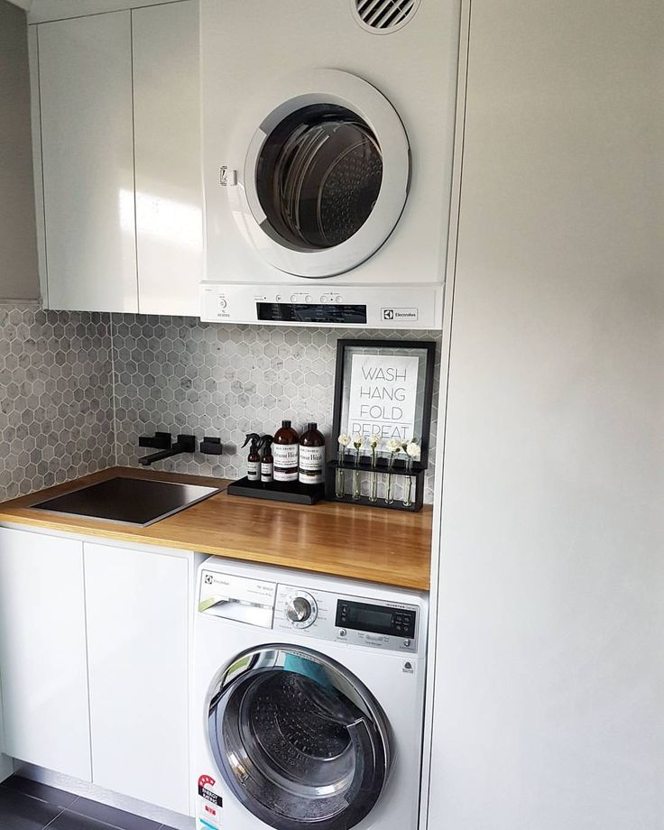 collection best 25  small laundry ideas on utility room