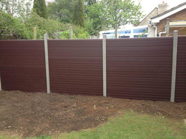 Collection Garden Fence Installationlennon   Son Medium