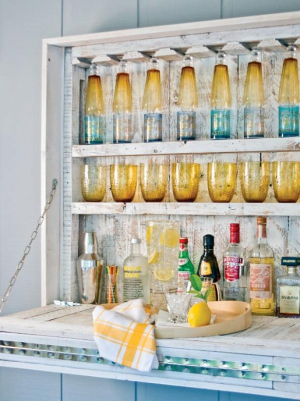 Collection Outdoor Bar Ideas Diy Or Buy An Outdoor Barhgtv Medium