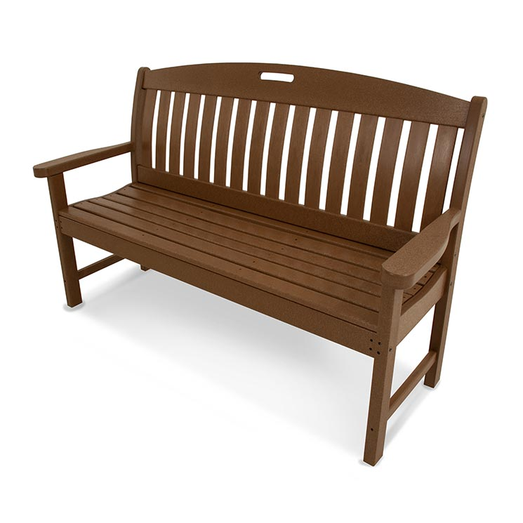 collection outdoor plastic garden benchpolywood maintenance free