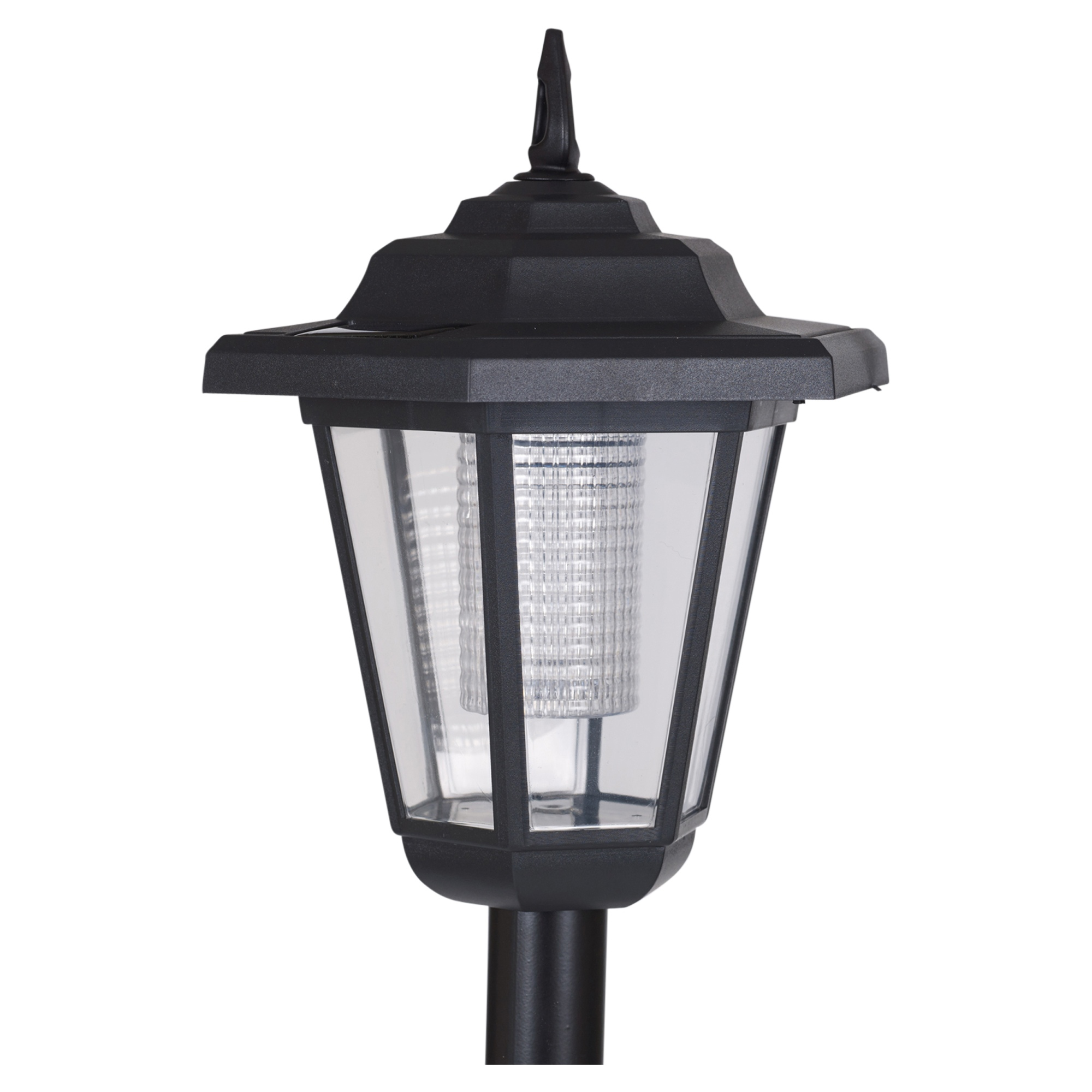 collection solar powered garden lights lantern lamp black led pathway