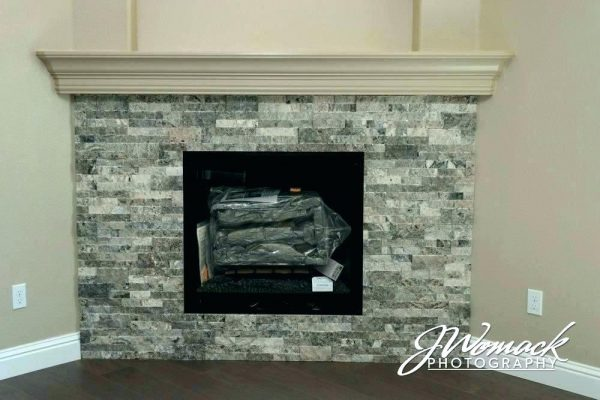 Collection Stacked Travertine Fireplace Stacked Stone Fireplace New Medium