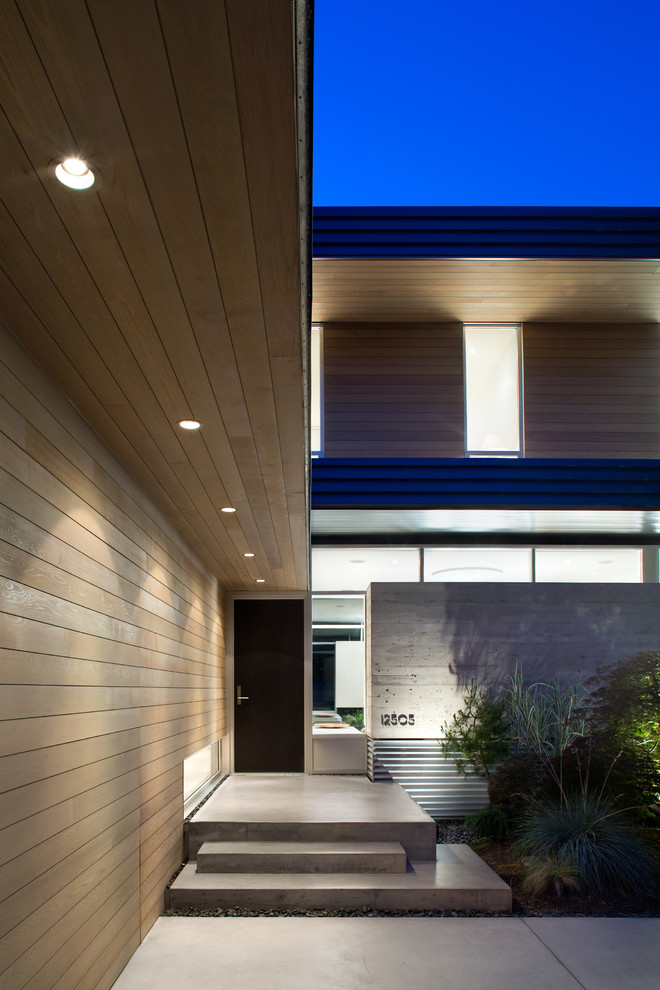 creative 16 enchanting modern entrance designs that boost the