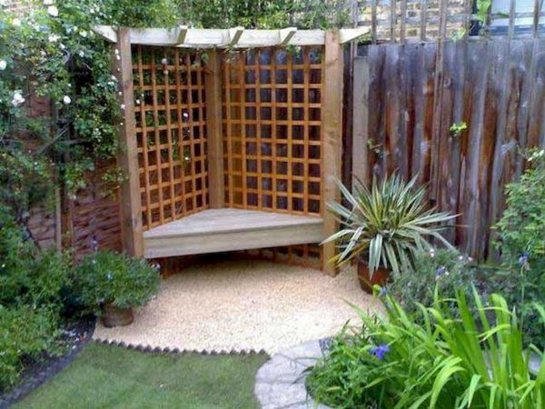 Creative Great Ideas For Backyard Landscaping On A Budget 13 Medium