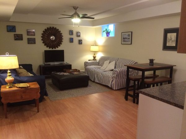 Creative Private Newly Finished Basement Apartment 1 Vrbo Medium