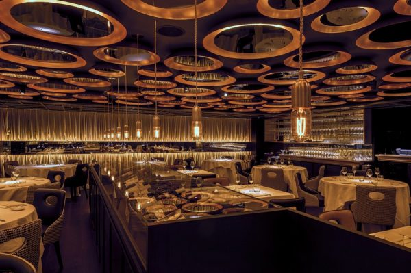 Creative Restaurant Interiors Designs Earchitect Medium