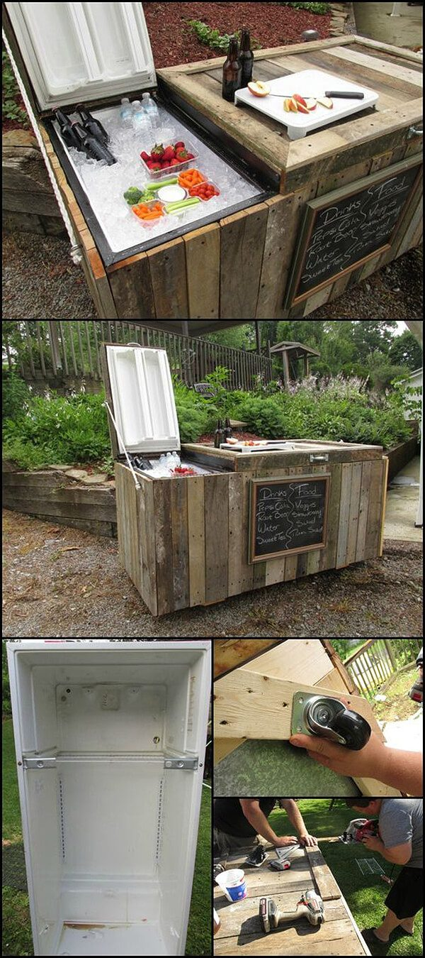 Example Of A 32 Best Diy Outdoor Bar Ideas And Designs For 2017 Medium